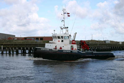 The Tug/Workboat Afon Alaw