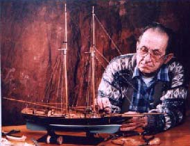 Model Ship Builder - Philip Eisnor