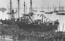 Bluenose Launch
