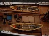3/16 Scale Bluenose Model