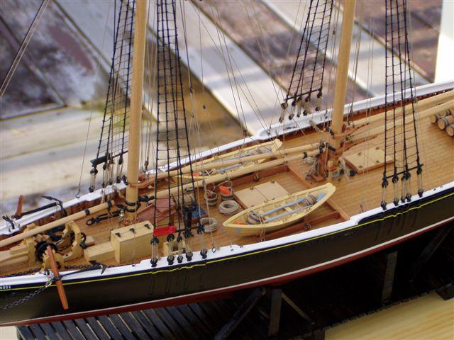 360° Virtual Tour of the schooner Bluenose II