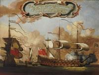 Royal Katherine Painting - Source: National Maritime Museum, London England