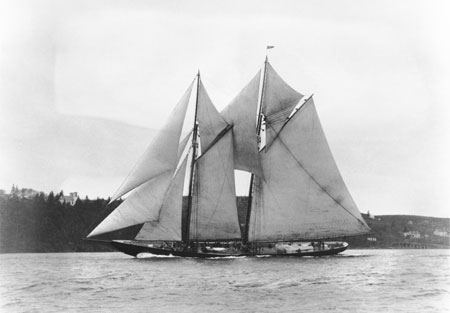 The Schooner Columbia
