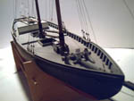 Model of the Julia A Johnson