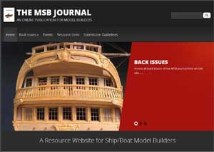MSB Journal Website