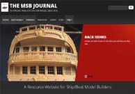 The New MSB Journal Website